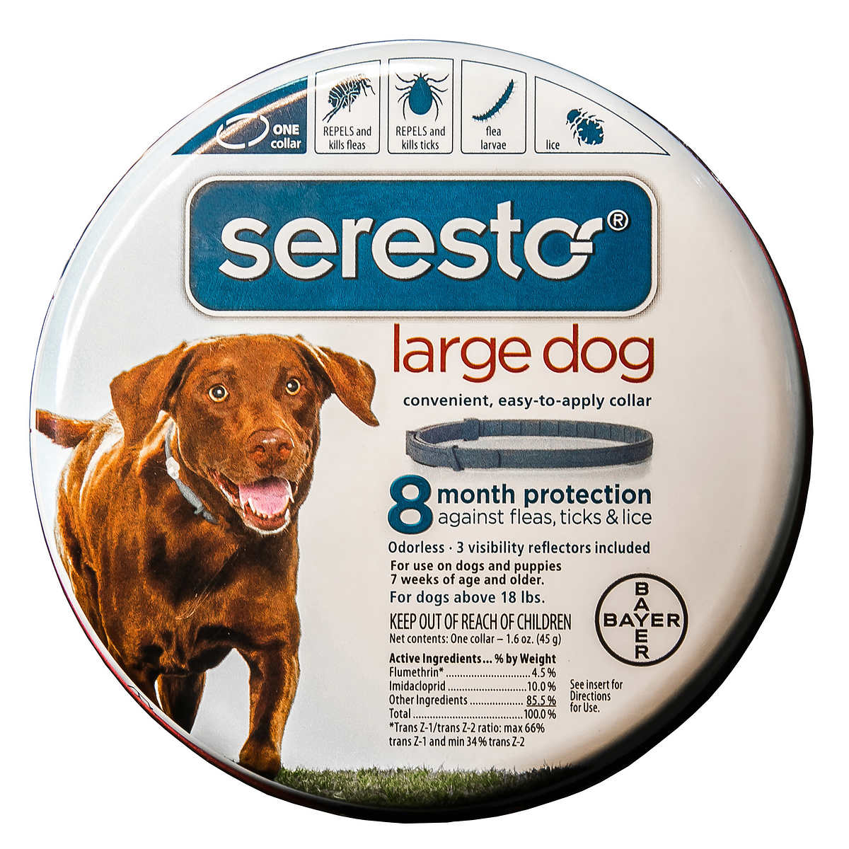 Can Dog With Seresto Collar Sleep In Bed? (Read This First)